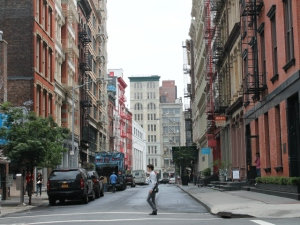 Tribeca neighborhood
