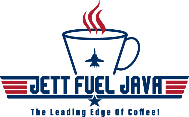 """""""A good cup of coffee makes the magic of flight even better"""" Jeff Jett"""